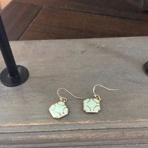 🥰New! Francescas Mint Green Earrings